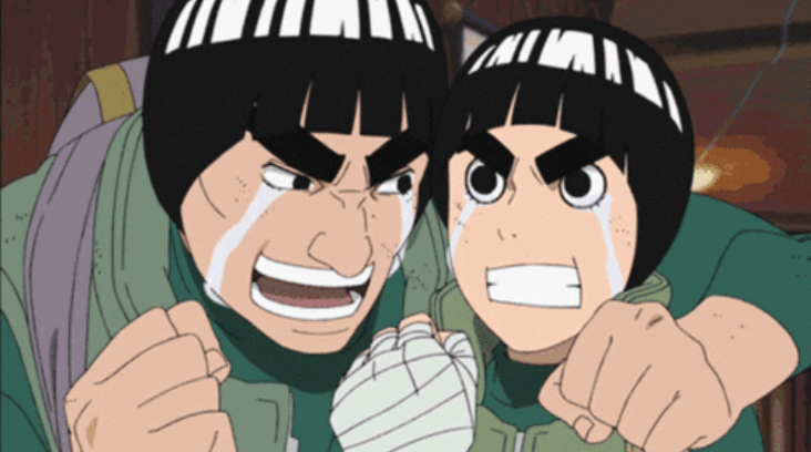 Teacher's Day Special: Rock Lee and Might Guy