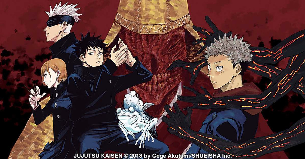 Jujutsu Kaisen Anime to be Streamed On YouTube By Ani-One Asia