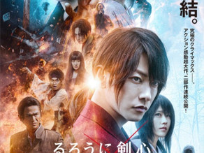 Rurouni Kenshin 'Final Chapter' Live-Action Films' New Trailer Reveals April, June 2021 Release