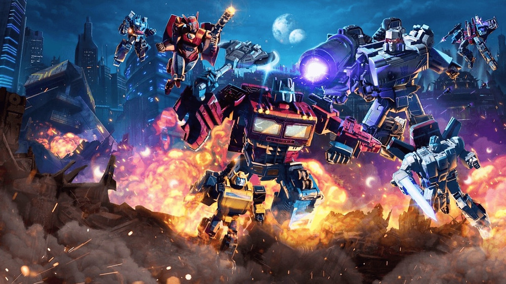 Netflix India to Release Transformers: War for Cybertron Trilogy - Earthrise CG Anime Series in Dec