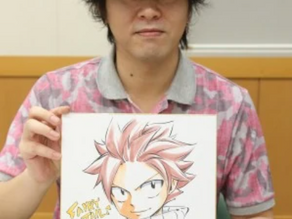 Hiro Mashima's Online Autograph Session On October 17