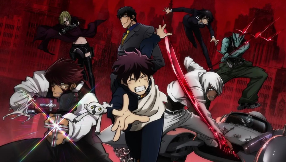 Halloween Special! Top 10 Anime Shows To Watch Or Start Watching On Halloween - Blood Blockade Battlefront