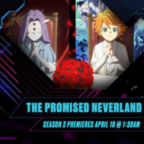 The Promised Neverland Anime Season 2 Premieres on Toonami on April 10