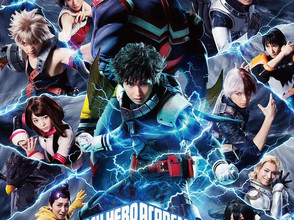 My Hero Academia Stage Play Confirms Its Return in 2021