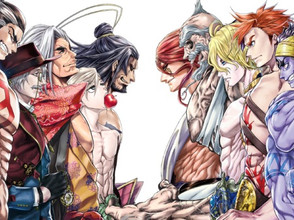 Record of Ragnarok Manga Gets Anime Adaptation in 2021