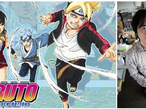Masashi Kishimoto to take over the writing of Boruto Manga