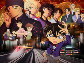 Detective Conan's 24th Film The Scarlet Bullet Rescheduled for April 16, 2021 Release