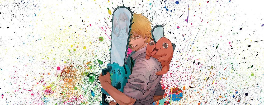 Chainsaw Man Manga Gets TV Anime at MAPPA, 'Part 2' of Manga Announced