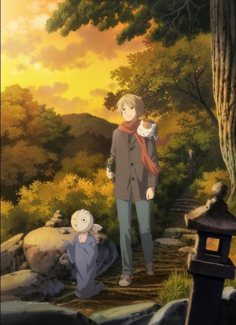 New Natsume's Book of Friends Anime Film to Premiere on January 16