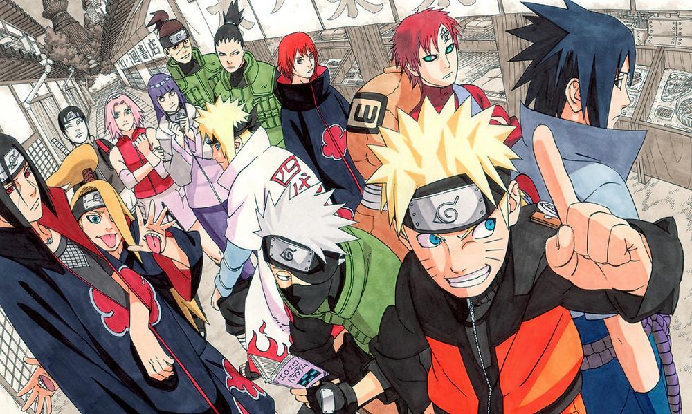 Naruto Shippuden Visual | Know your Artist: Masashi Kishimoto