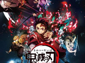 Demon Slayer: Kimetsu no Yaiba Film Rise to 5th in All-Time Highest Earning Film in Japan