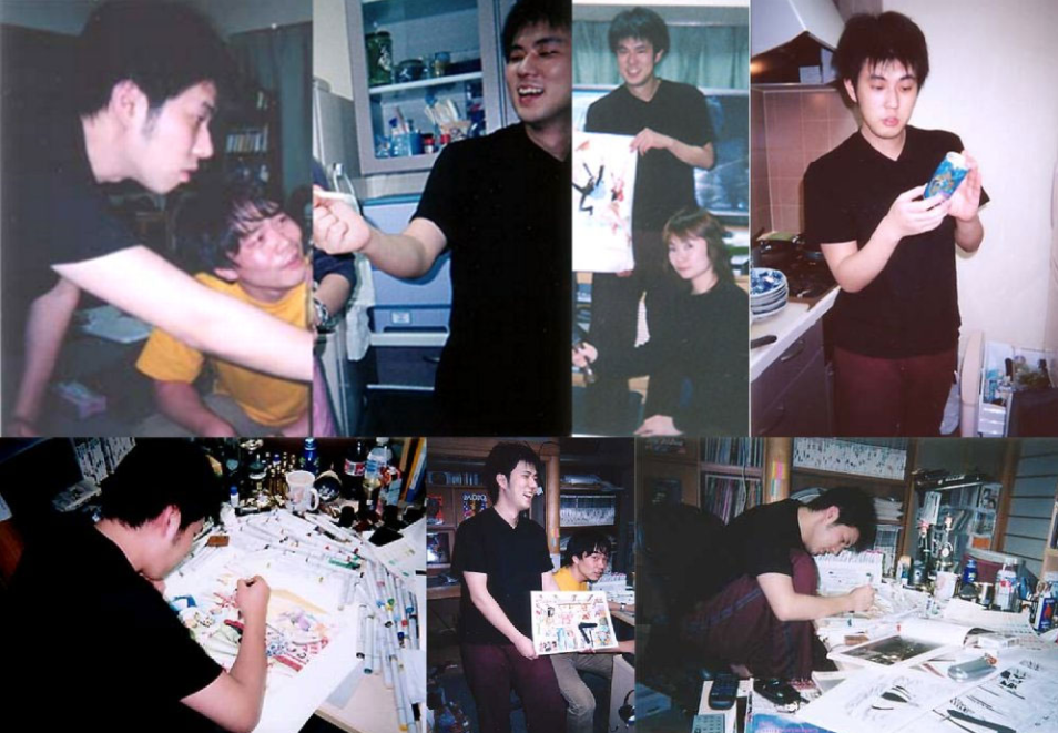 Eiichiro Oda's career as a Manga Artist: