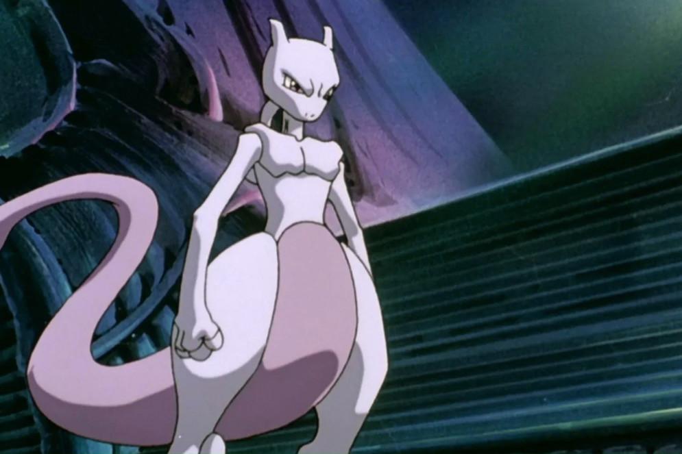 Mewtwo Returns to Pokémon