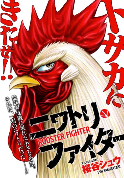 New Battle Action Manga Follows Rooster Who Saves the World