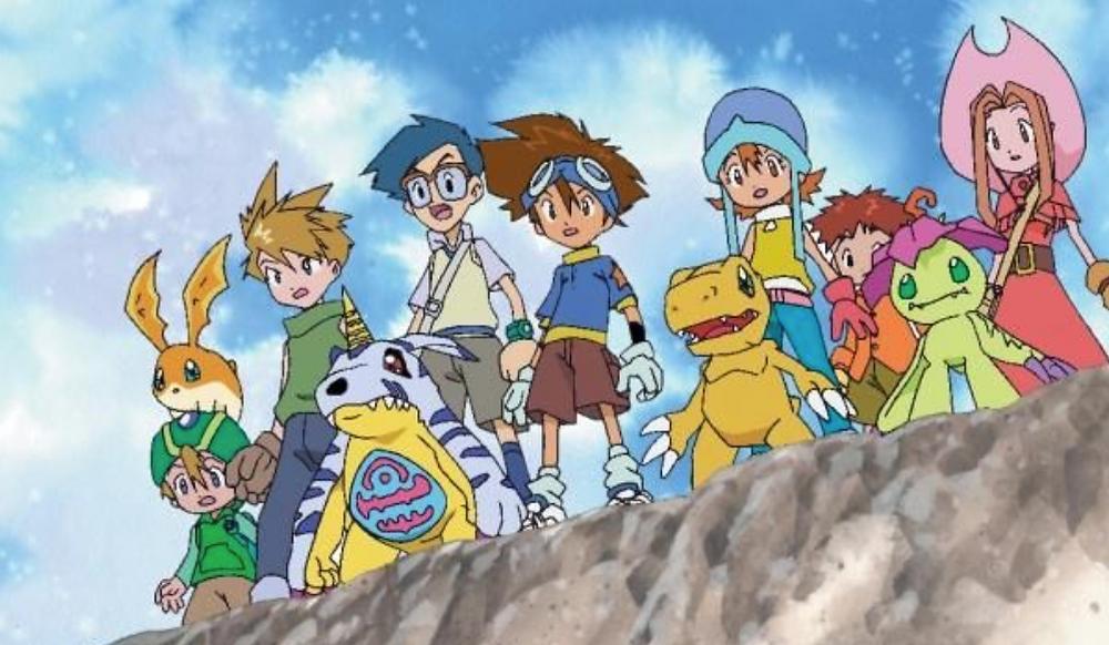 Digimon Adventure Visual - Nostalgic Anime
