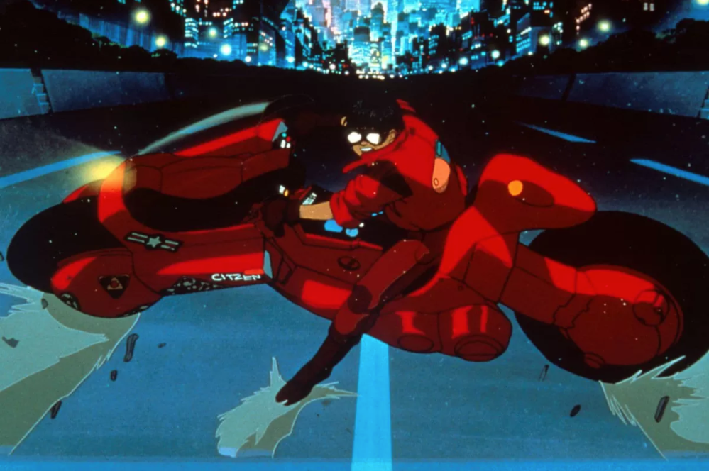 Akira 4K Remaster to hit US theatres in 24th September !!