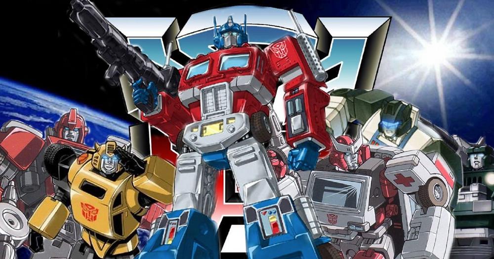 Transformers Visual - Nostalgic Anime