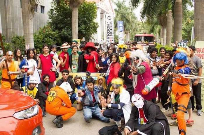 Indian Cosplayers: Otaku Community in India