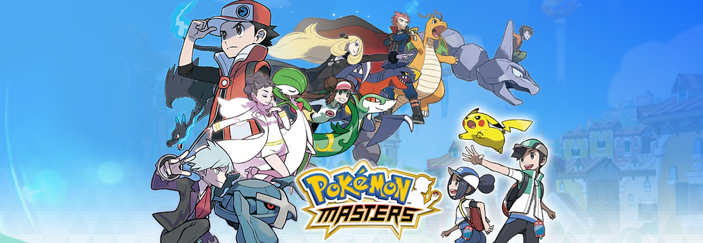 One Year Anniversary of Pokemon Masters! To launch Pokemon Masters Ex on 27 August.