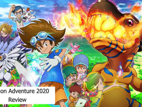 Digimon Adventure 2020: A Review Of The Reboot!