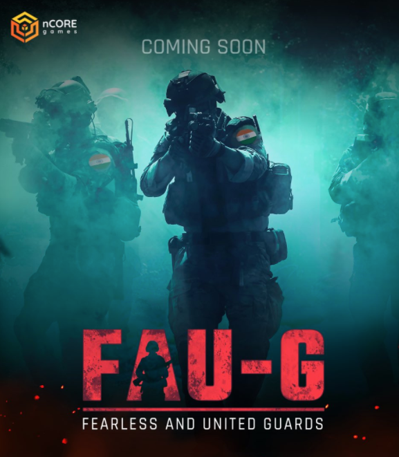 Fearless And United-Guards a.k.a FAU-G, An Alternative To The PUBG Game For Indians?