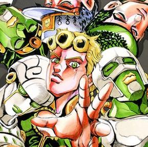 JoJo's Bizzare Adventure: Golden Wind Manga to Release in English in Summer 2021