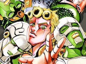 JoJo's Bizzare Adventure: Golden Wind Manga to Release in English in Summer 2021