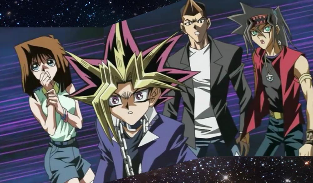 Yu-G-Oh! Duel Masters Visual - Nostalgic Anime