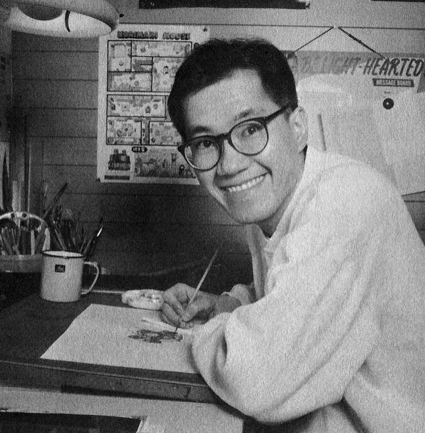 Akira Toriyama Career and Work