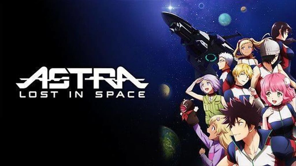 Ani-One To Stream Astra Lost In Space Anime To Stream On YouTube