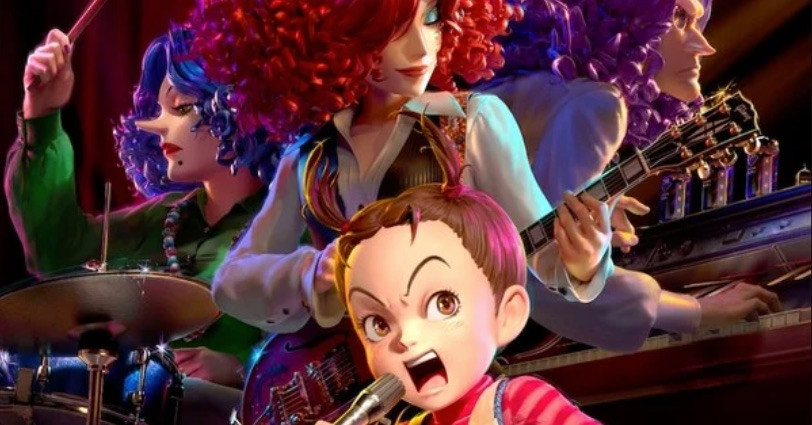Studio Ghibli's 1st 3D Animated CG Film Earwig and the Witch Released its 1st Promo Video