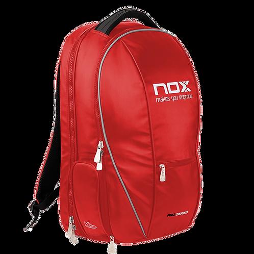 Sac à dos Nox Pro series rouge