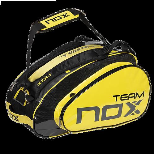 Sax Nox Padel Team Jaune et Noir