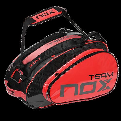 Sac Nox Padel Team rouge et noir