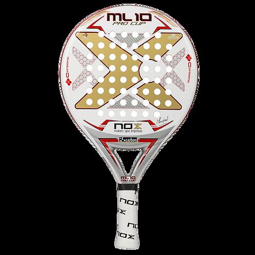 Raquette Nox ML10 Pro Cup blanche