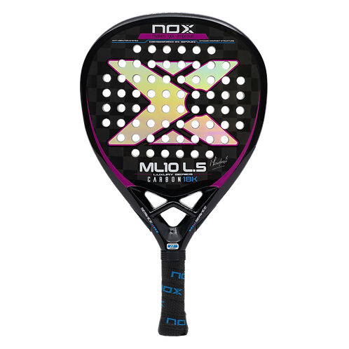 Raquette Nox ML10 Luxury 18k Carbone