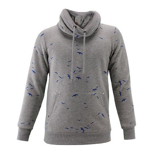 CONCPT Modell ELLY Sweatshirt Pullover mit Stehkragen Größe S-XXXL