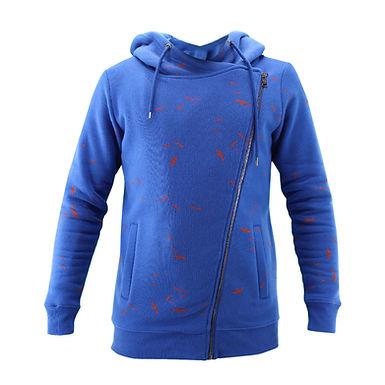 CONCPT Modell ANIKA Sweatshirt Pullover Jacke mit Reißverschluss Größe S-XXXL