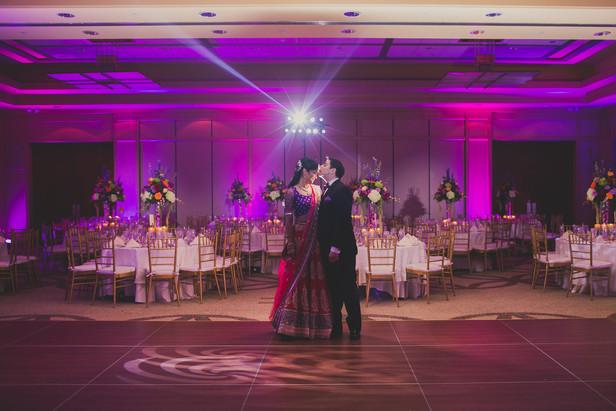 Smrita & Manny Greek-Bihari Reception