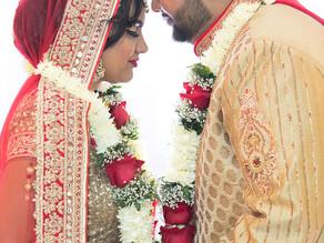 Nadia & Rohan Wedding Ceremony