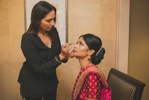 Smrita & Manny Greek & Bihari Wedding Ceremony