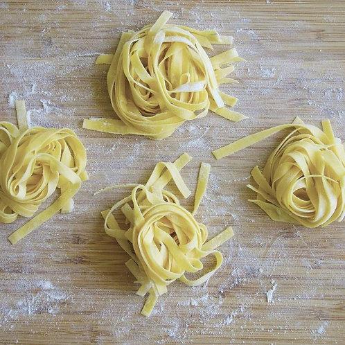 Freshly Rolled Pasta