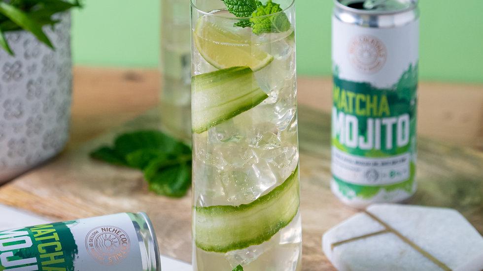 Niche Cocktails: Matcha Mojito