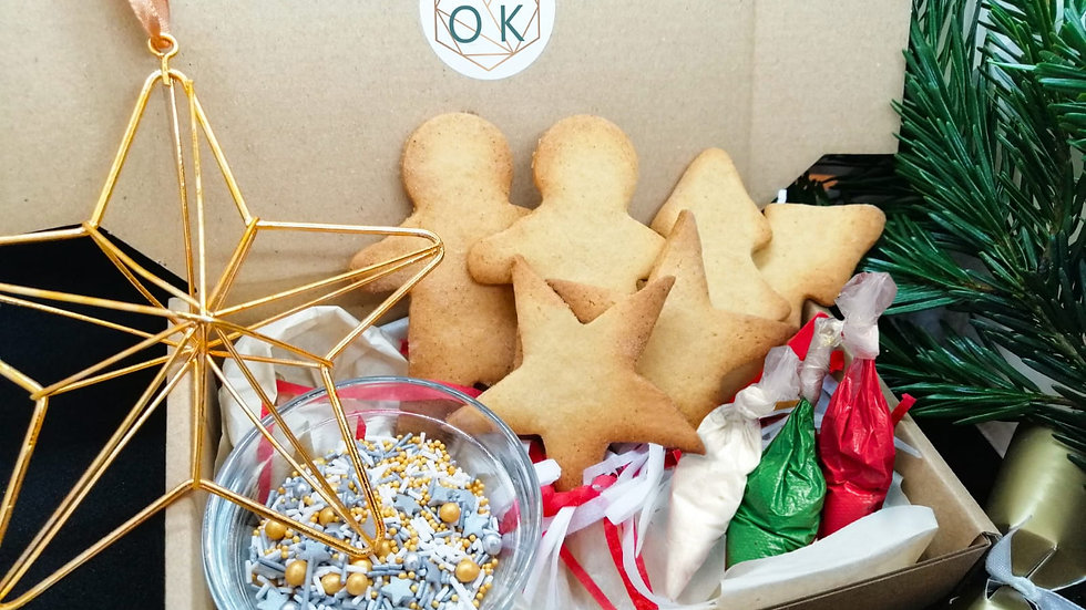 Biscuit Decorating Kit