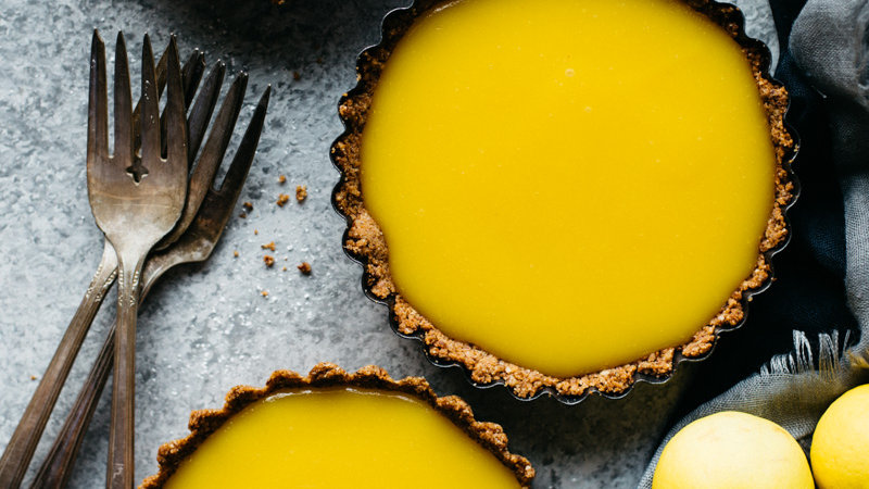 Lemon Crostata