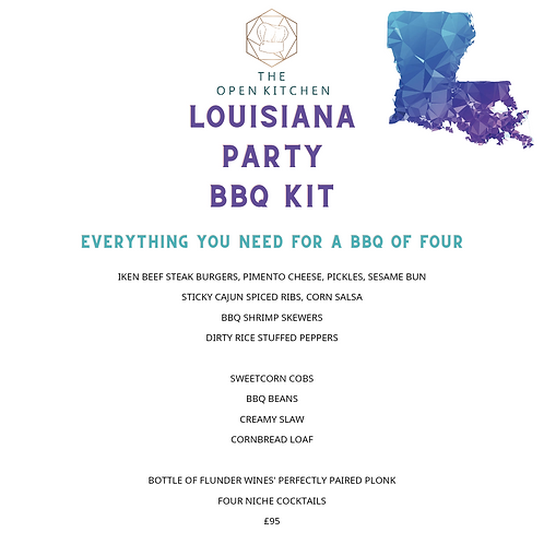 BBQ Party Kit!