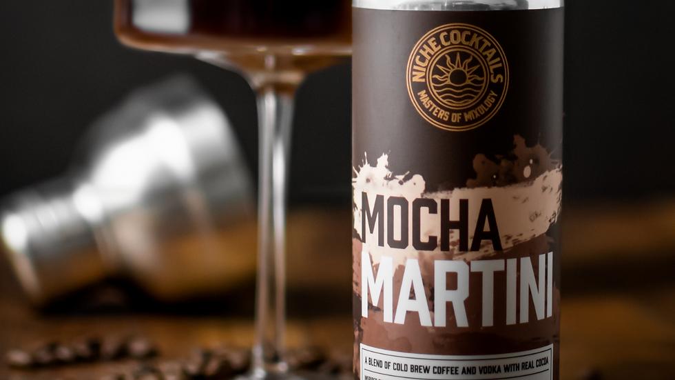 Niche Cocktails: Mocha Martini