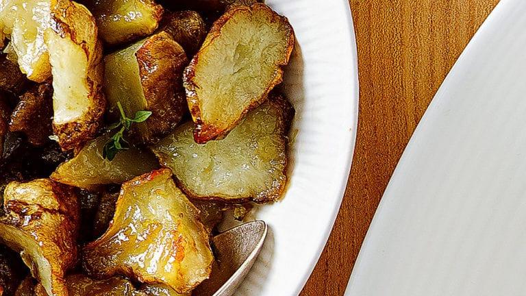 Jerusalem Artichoke + Truffle Risotto