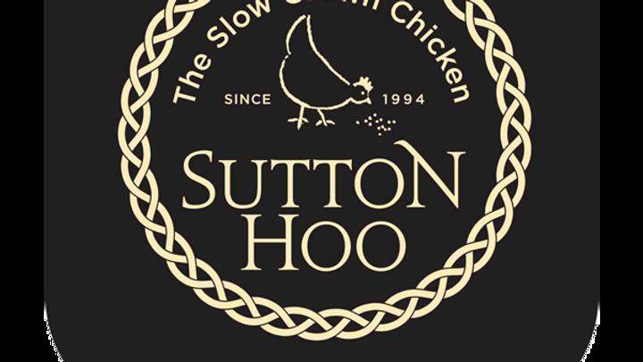 Sutton Hoo Chicken, Cauliflower Bechamel, Pangrattato