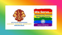 LEO Club of Boroondara - We Serve with P
